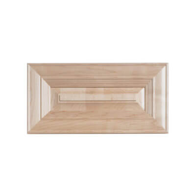 Cambridge Maple Cabinet Drawer Front