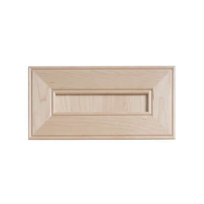 Danbury Maple Cabinet Drawer Front