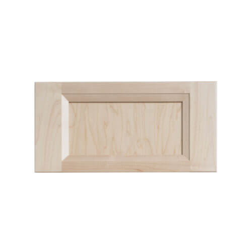 Edgewater Maple Cabinet Drawer Front