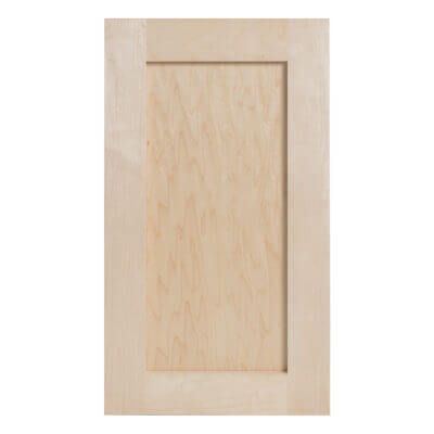 Maple Shaker Cabinet Door