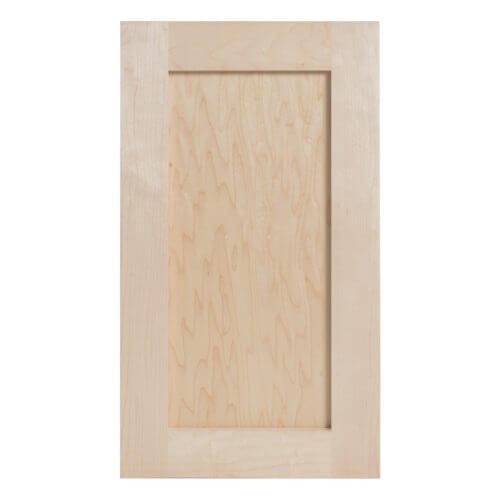 Maple Shaker Cabinet Door