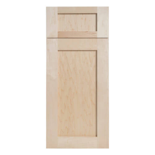 Maple Shaker Door w/ Drawer