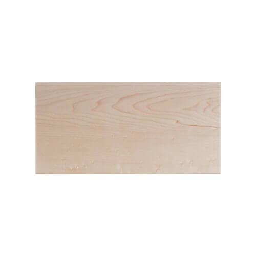 Shaker Maple Drawer Slab
