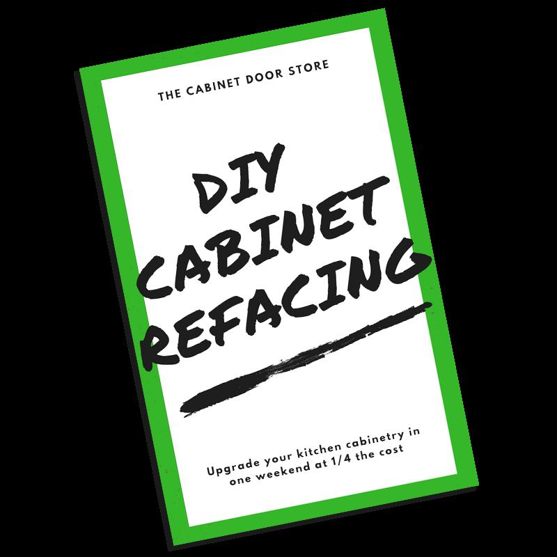 DIY Cabinet Refacing Guide