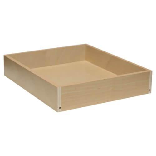 Dowel Drawer Box - Assembled
