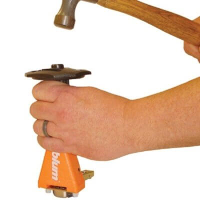 Blum Knock-In Tool w/ Hammer