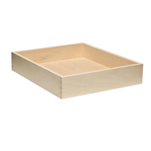 Maple Dovetail Drawer Box